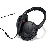 BOSE Soundtrue Around-Ear [626238-0010] - Black - Headphone Full Size